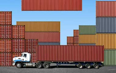 container investment