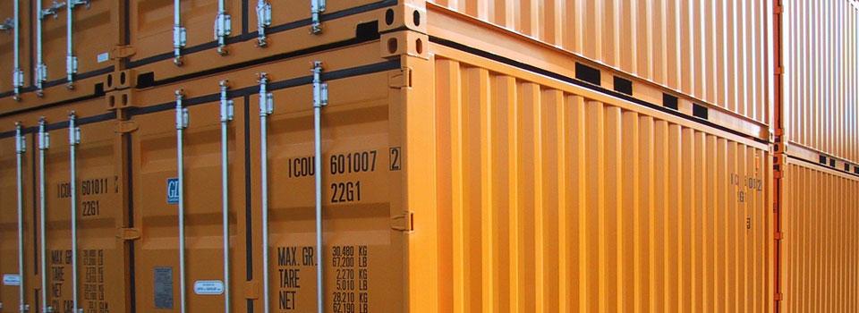 Unsere Container werden umweltfreundlicher!
